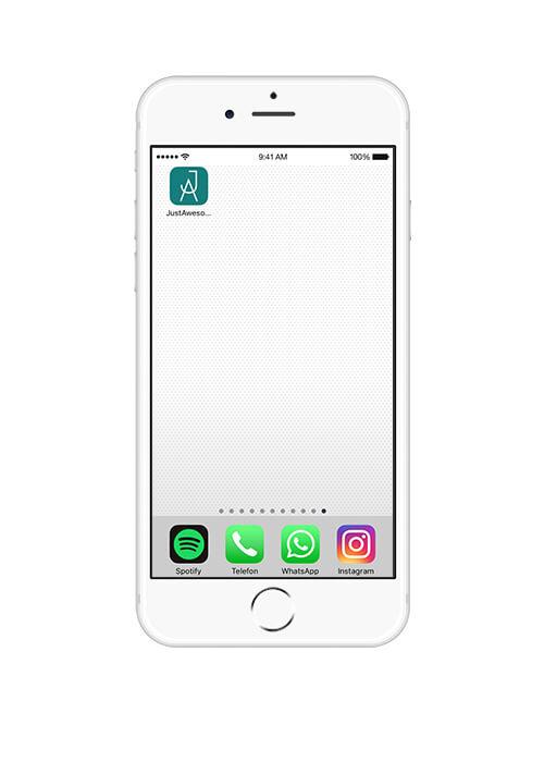 WebApp - Schritt 2
