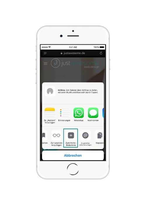 WebApp - Schritt 1